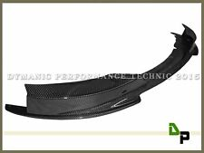 Peformance Style Carbon Front Lip For BMW F20/F21 118i 120i 125i M-Sport 12-14