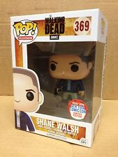 FUNKO POP! AMC The Walking Dead SHANE WALSH #369 NYCC Exclusive Vinyl Figure NEW