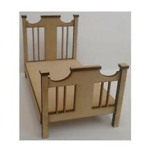1:12 Scale Single Bed Kit (no 3)