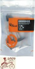ORANGE SEAL RVC 80MM TUBELESS PRESTA VALVE--PAIR