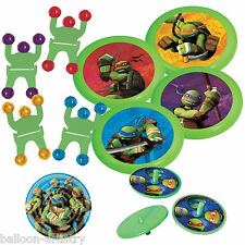 24 Piece Teenage Mutant Ninja Turtles TMNT Party Loot Toy Gift Favour Pack