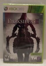 NEW Darksiders II (Microsoft Xbox 360, 2012) Factory Sealed