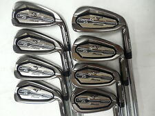2016 Used Mizuno JPX EZ Forged 4-GW Irons XP 95 Steel Regular flex Iron set