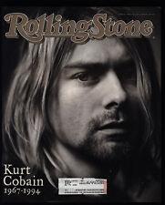 1994 KURT COBAIN - NIRVANA - ROLLING STONE Magazine *COVER ONLY*