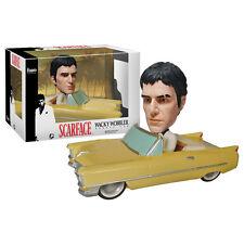 Scarface Tony Montana 1963 Cadillac Wacky Wobbler Wackelkopf Figur Funko