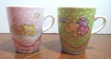 2 Lillebi Mouse Coffee Tea MUGS Cups Cocoa Childs Steinbeck Germany