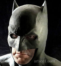 Your Batman Costume Cowl or Mask could use Dawn Of Justice DOJ Look Latex Movie