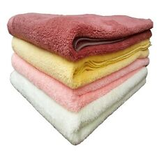 3 X Deluxe(40*40cm) Microfiber high Plush Towel From Korea, azagift