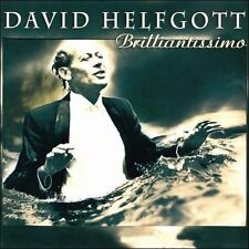 David Helfgott Brilliantissimo (CD, Jun-1997, RCA Victor Red Seal)