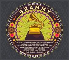 2011 Grammy Nominees by Various Artists (CD, Jan-2011, Grammy Recordings)