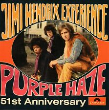 ★☆★ CD Single Jimi HENDRIX Purple Haze 2-track CARD SLEEVE  ★☆★