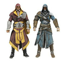Neca ASSASSIN'S CREED REVELATIONS - 7'' ACTION FIGURES - EZIO AUDITORE 2 PACK