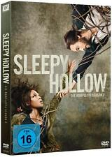 SLEEPY HOLLOW! DIE KOMPLETTE ZWEITE 2. STAFFEL / SEASON AUF DVD! OVP! TOP!