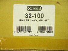 Oregon 32-100 Roller Chain #25 10 feet (RC)