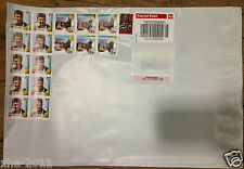 10 x 500g Parcel Post Satchels With Australia post Tracking 250x330mm $7.45