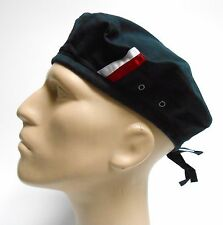 USA Olympic Hat Beret 2012 Polo Ralph Lauren Opening Ceremony M Blue Cotton Blen