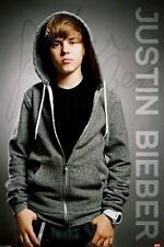 Justin Bieber : Hoodie - Maxi Poster 61cm x 91.5cm (new & sealed)