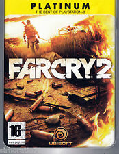 Far Cry 2 - PlayStation Game PS3 - Platinum