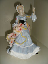 ROYAL DOULTON - HN 3627 Ladies of the British Isles Lady England V. Annand 1994