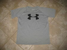Boy's Under Armour Short Sleeve T-Shirt Youth Large