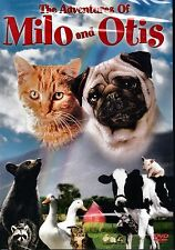 NEW DVD // The Adventures of Milo and Otis // Dudley Moore