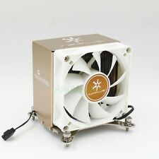 Aluminium Rectangle Heatsink Radiator CPU Fan Cooler For Intel LGA1150 1155 1156
