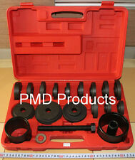 23pc Front Wheel Bearing Remove Replace Service Tool Kit Set FWD Removal