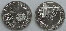 """2,5 Euro Portugal 2012 """"Schulschiff Sagres"""" unz."""