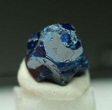 Rare natural Boleite deep blue cubic xls from Baja California Mexico B0416