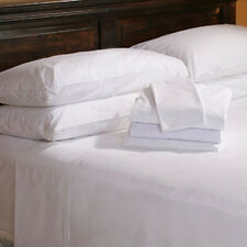 "Twin XL Fitted Premium Hotel Bed Sheet 39""x80""x10"" T180 Percale - Set of 2"