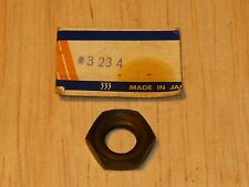 """Shimano 333 Hub Part #3234 Indented Nut 3/8""""x26 TPI Vintage axle bicycle NOS"""
