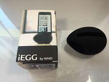 IPHONE iEgg Sound Verstärker - für iphone 5 4 4S - by WHD - schwarz - worldwide