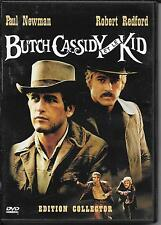 DVD ZONE 2--BUTCH CASSIDY ET LE KID--NEWMAN/REDFORD/ROY HILL