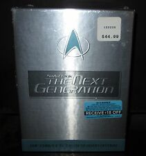 Star Trek The Next Generation The Complete Fifth Season 7 Disc DVD Set