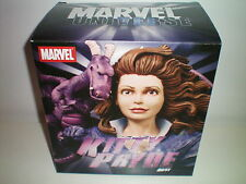 KITTY PRYDE BUST MARVEL UNIVERSE RARE(ALL NEW X-MEN NOW LOCKHEED AND WOLVERINE12