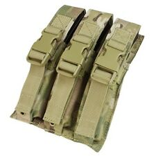 Condor MA37 MULTICAM Tactical MOLLE MP5/.22/9mm Magazine Clip Holster Pouch
