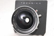 Super Angulon 90mm f/8 f 8 Lens Schneider w/compur Board *8902197