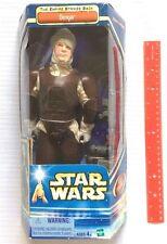 "B. STAR WARS Empire Strikes Back 12"" DENGAR ACTION FIGURE HASBRO HTF 2002 NRFB"