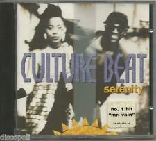CULTURE BEAT - Serenity - CD 1993 MINT CONDITION