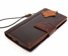 genuine real leather hard case for lg g4 wallet flip pouch luxury cover magnet G