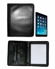 Aktenmappe Ledermappe Aktentasche iPad Tablet PC Business Organizer Ledertasche
