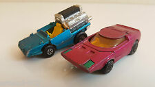 Matchbox / Lesney - 39 & 42 - Clipper + Tyre Fryer
