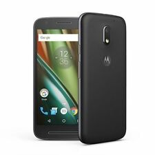 "Moto E3 Power 16GB 2GB 5.0"" Black with Manufacturer Warranty& VAT paid bill"