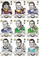 SELECT 2008 CHAMPIONS SKETCH CARDS FULL SET