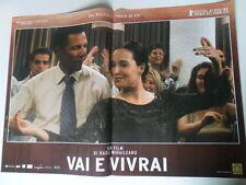 """LOCANDINA FILM """"VAI E VIVRAI"""" (A)"""