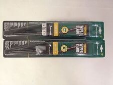 "12"" Premium All Season Rear Wiper Blade Replacement 2 Pack"