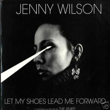 JENNY WILSON Let My Shoes Lead.. 3-trk promo CD The Knife remix