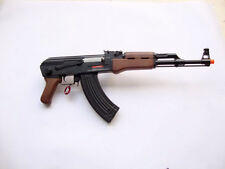 JG Tactical RIS AK-47 Airsoft Electric Gun Full Auto Powerful 400 Fps Black