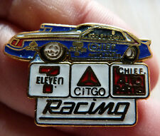 PIN'S VOITURE DRAGSTER USA TEAM 7 ELEVEN RACING CHIEF AUTO EGF