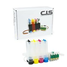 T252 XL Empty CIS CISS Ink System for Epson WorkForce WF-3620, WF-3640,